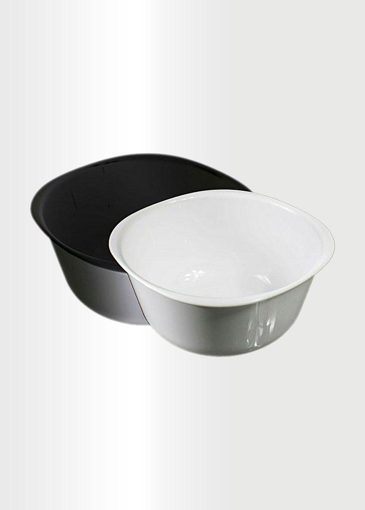 Black & White Large Bowl