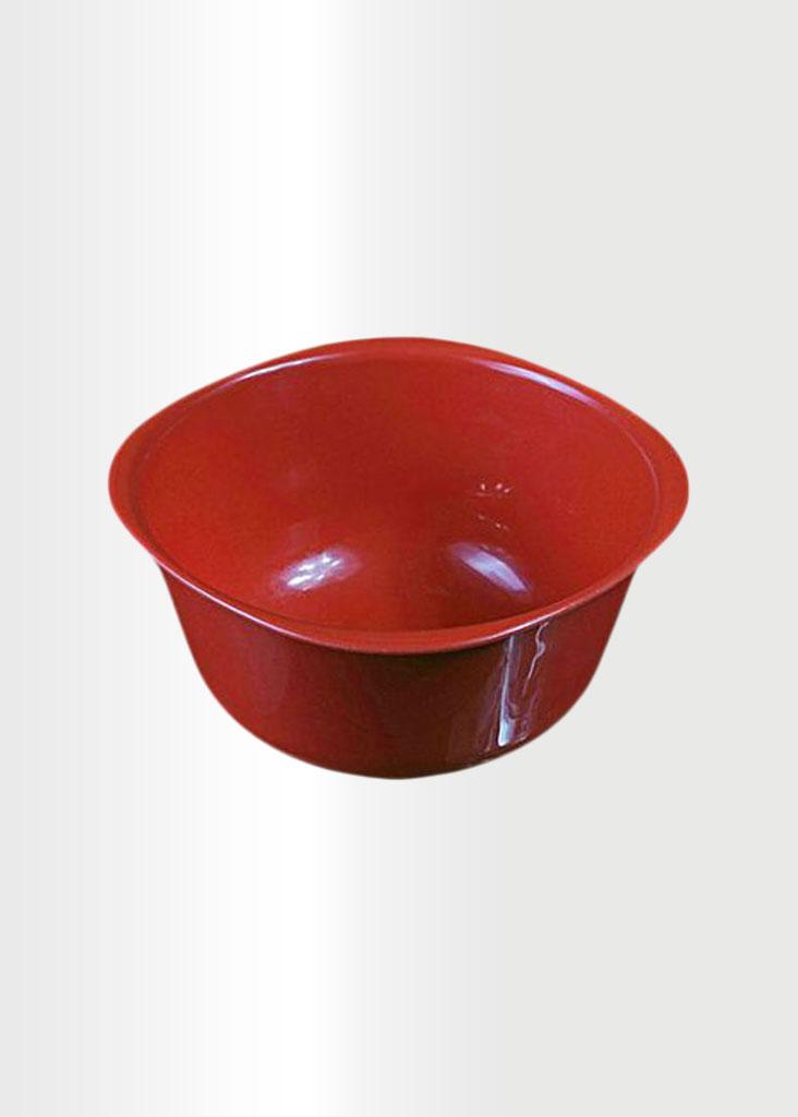 Bowl Medium Red