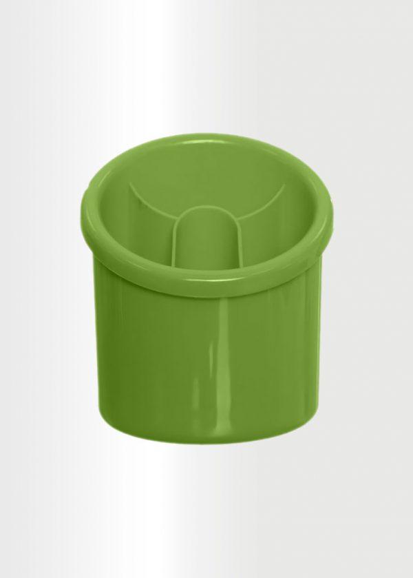 منظم وصفاية ادوات المائدة اخضر بستاج
