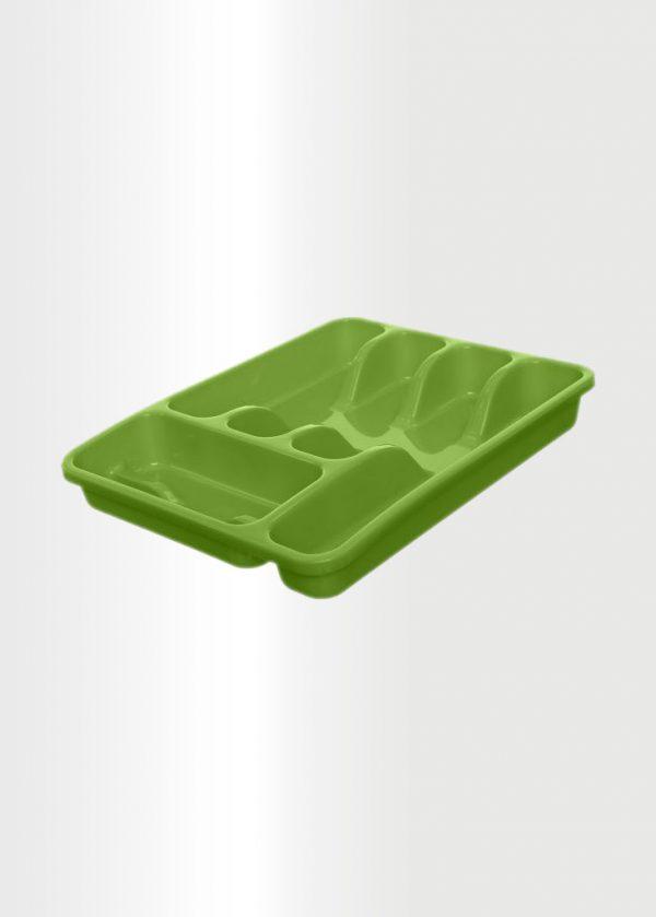Cutlery Tray Green