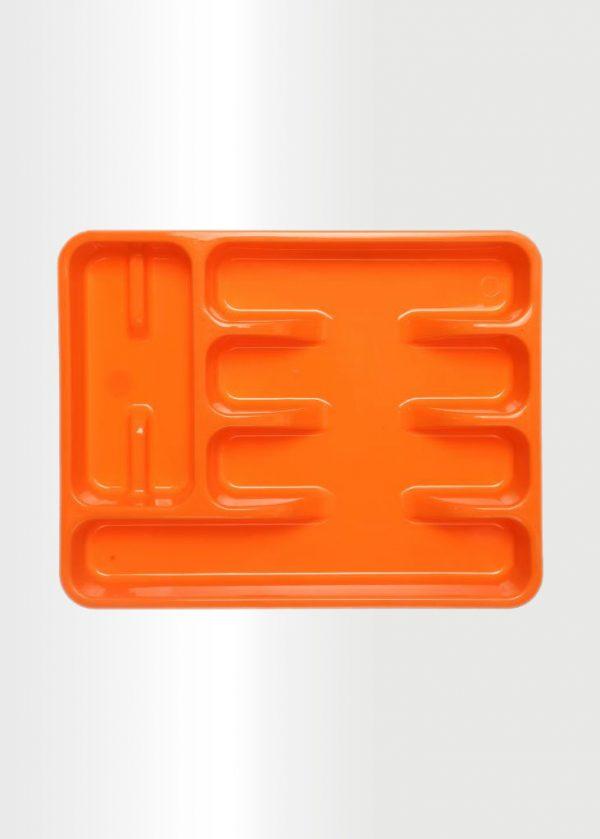 Cutlery Tray Orange