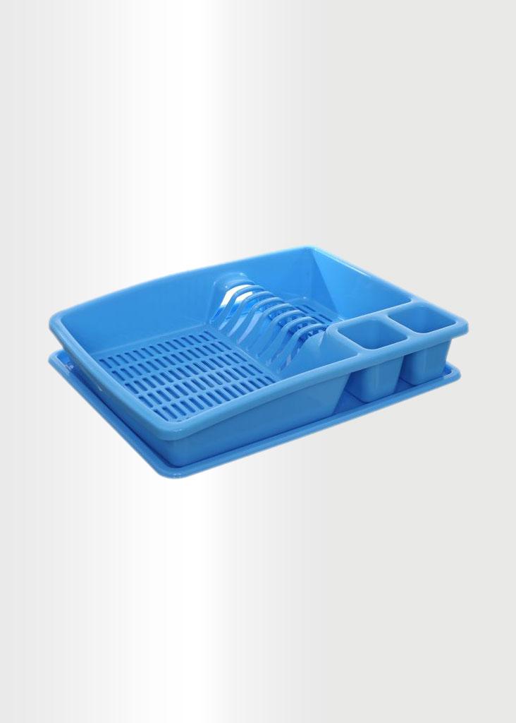 Dish Drainer Blue