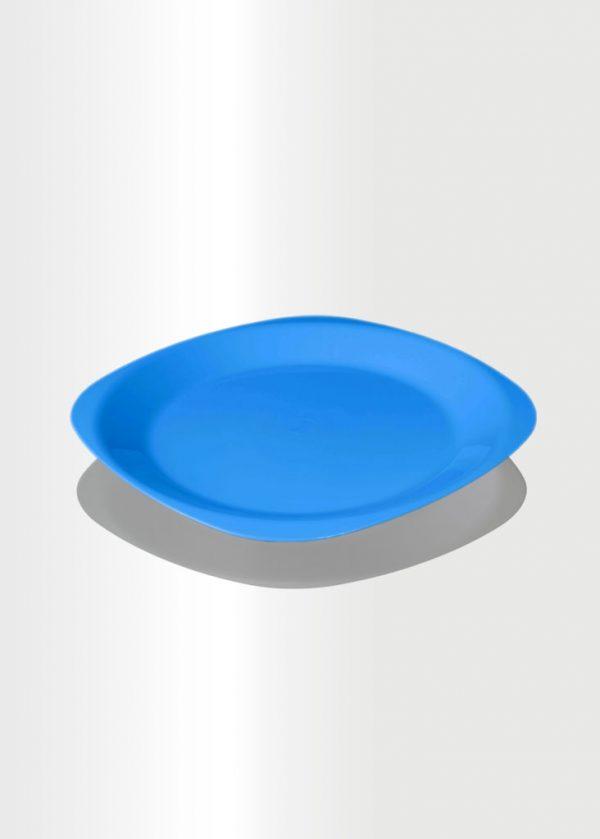 Flat Plate Medium Azure