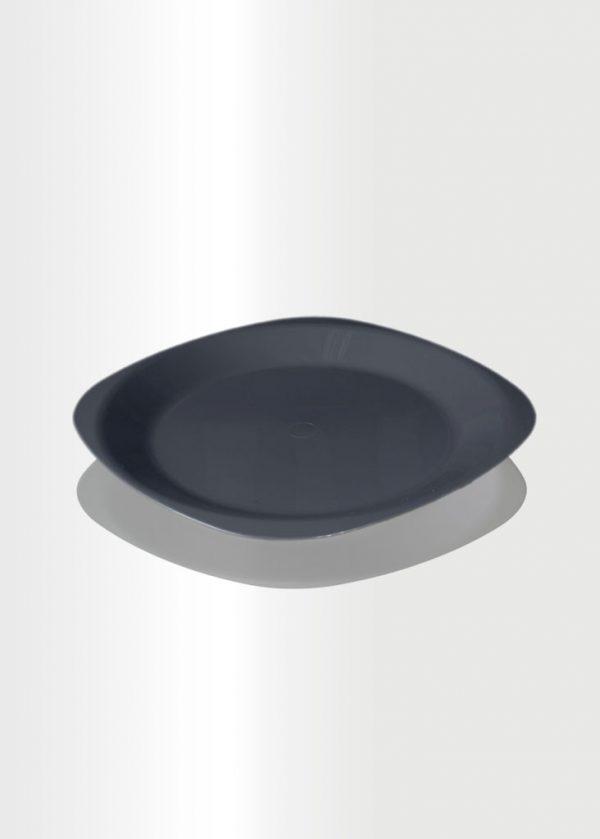 Flat Plate Medium Grey