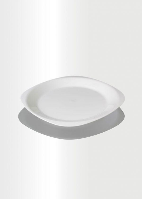 Flat Plate Medium Ivory