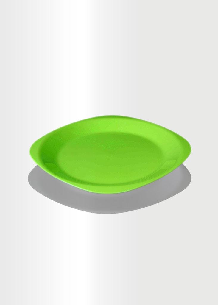 Flat Plate Medium Lime
