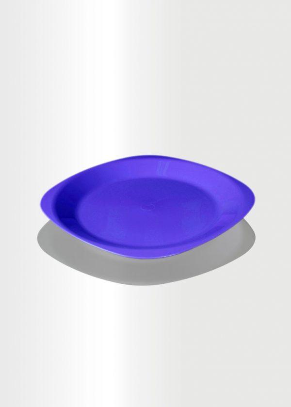 Flat Plate Medium Violet