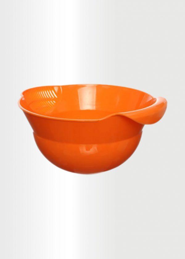 Rice Colander Orange