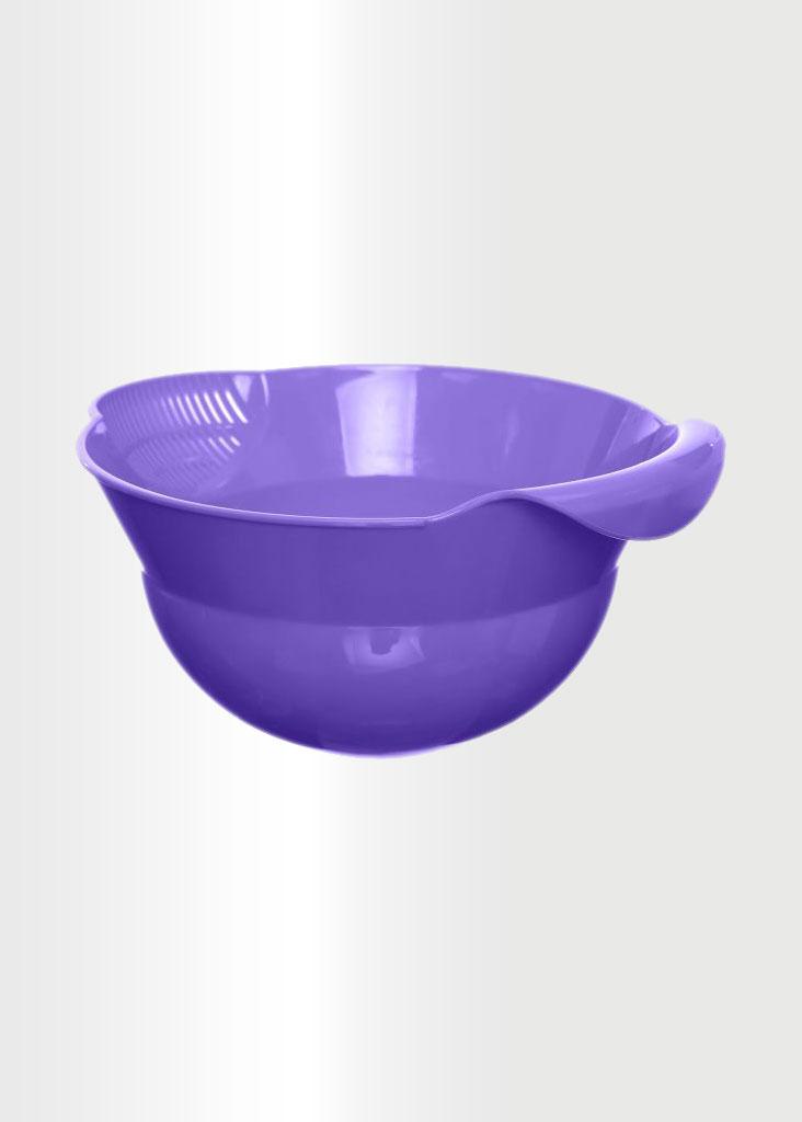 Rice Colander Violet