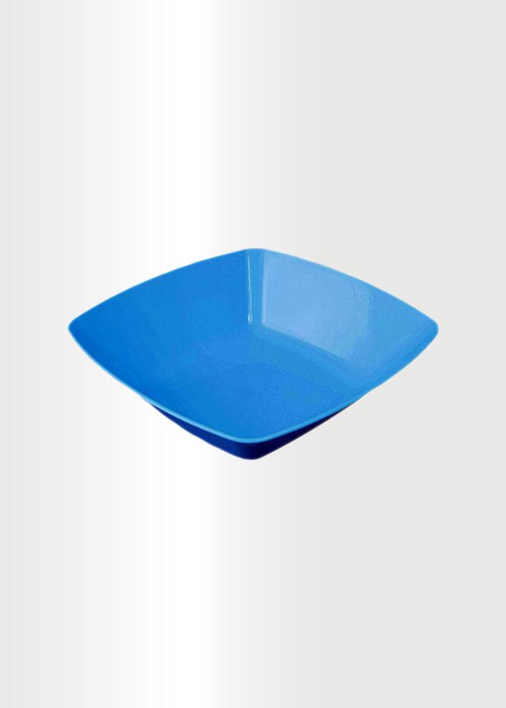 Square Bowl Small Blue
