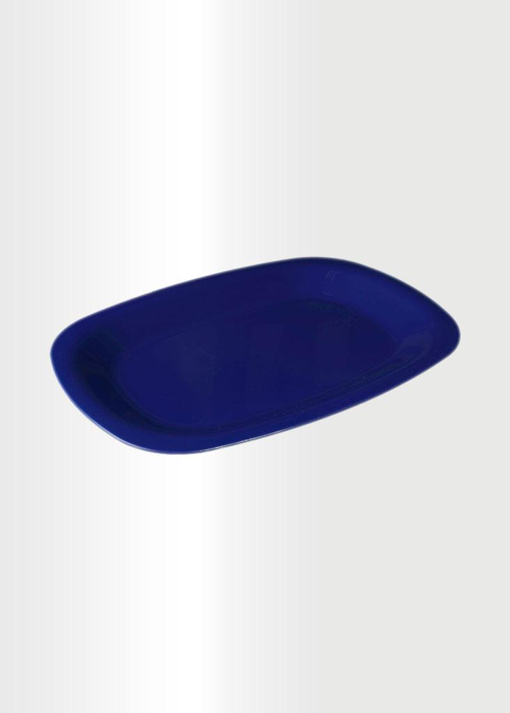 Serving Platter Navy Blue