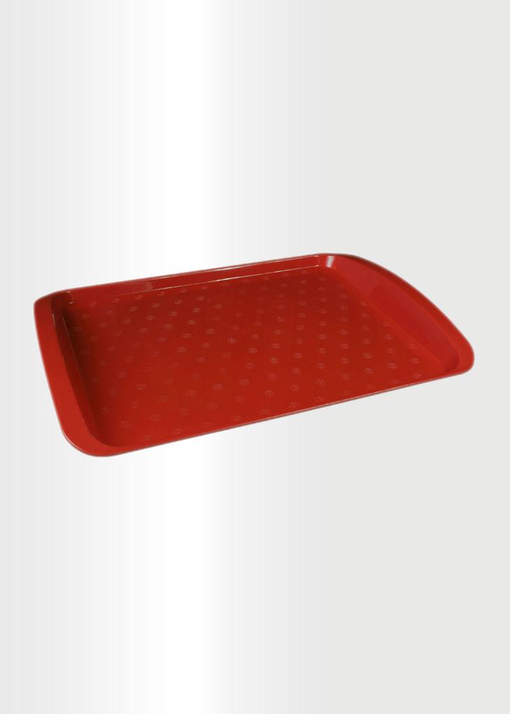 Medium Tray Red