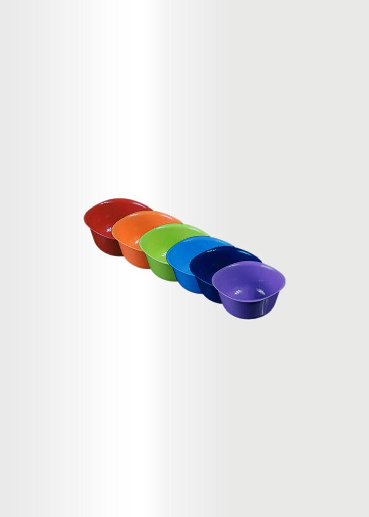 Bowl Baby Rainbow Set