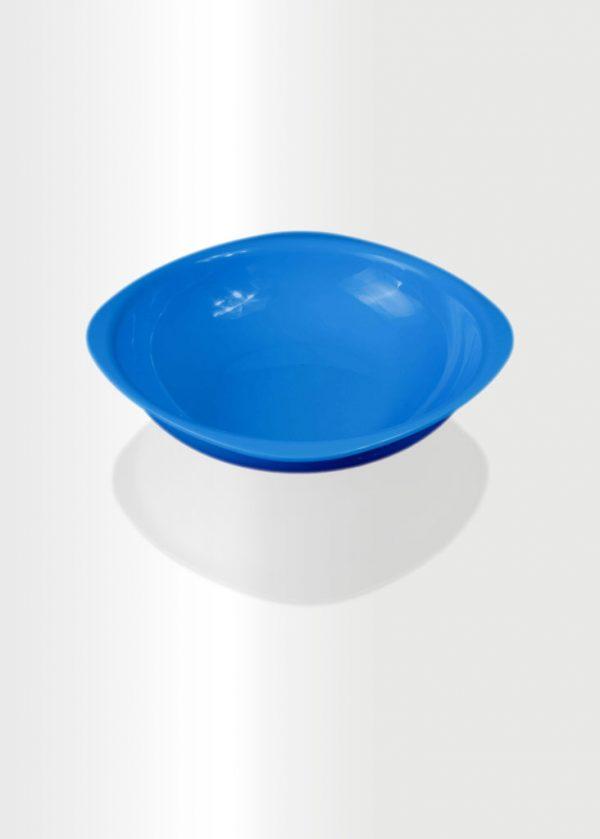 Deep Plate Large Azure