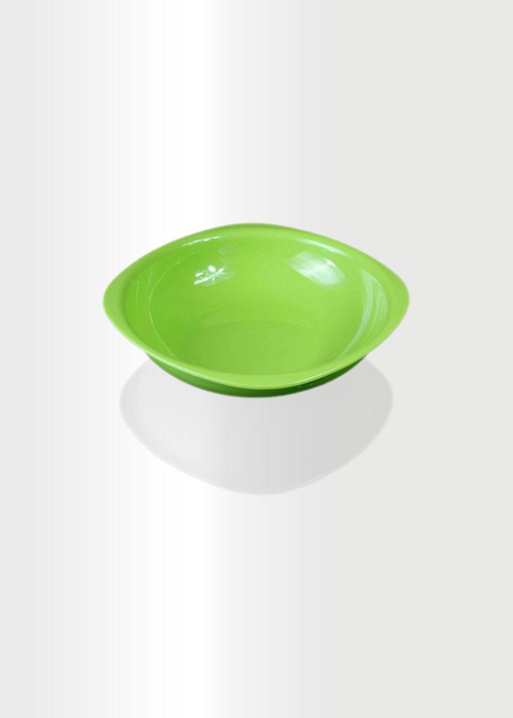 Deep Plate Medium Lime