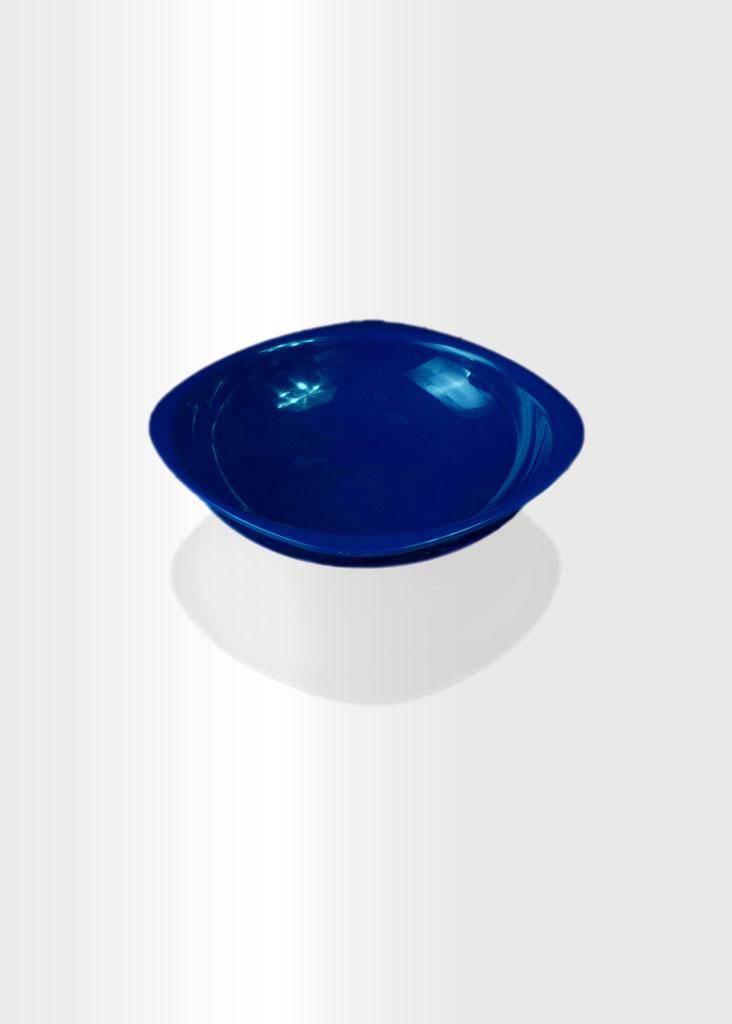 Deep Plate Medium Navy Blue