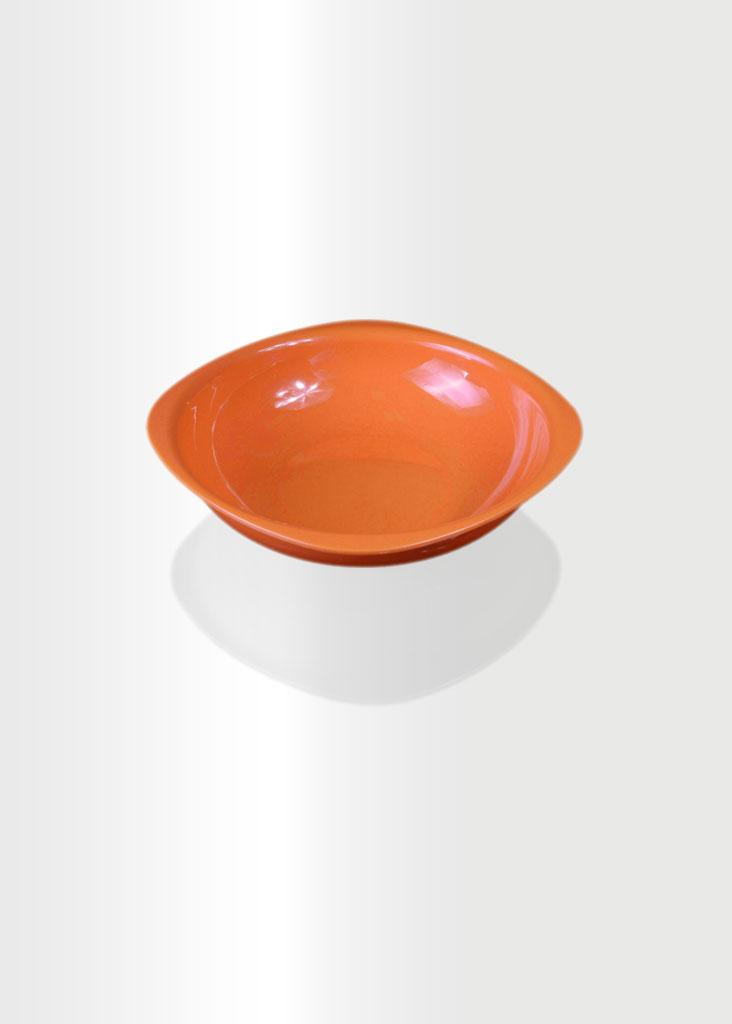 Deep Plate Medium Orange