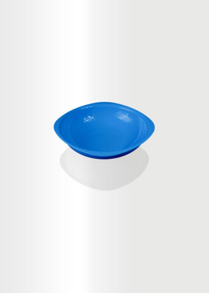 Deep Plate Small Azure