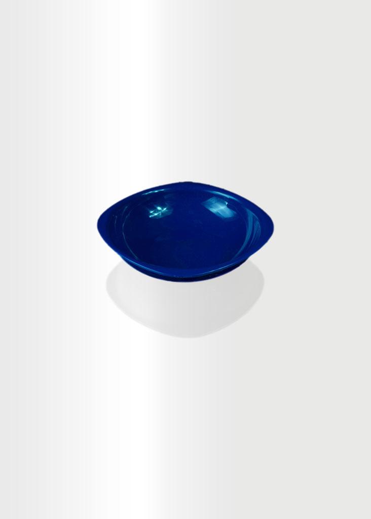 Deep Plate Small Navy Blue