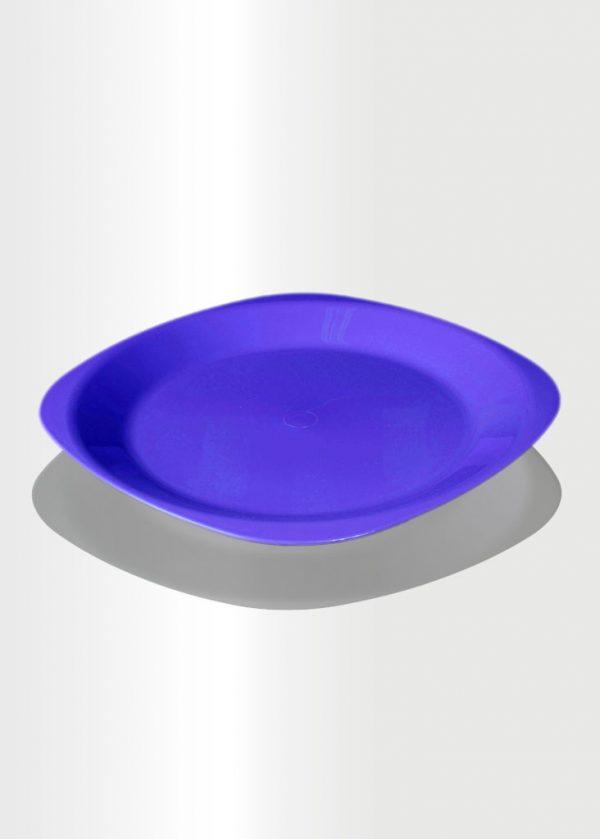 Flat Plate Large Violet