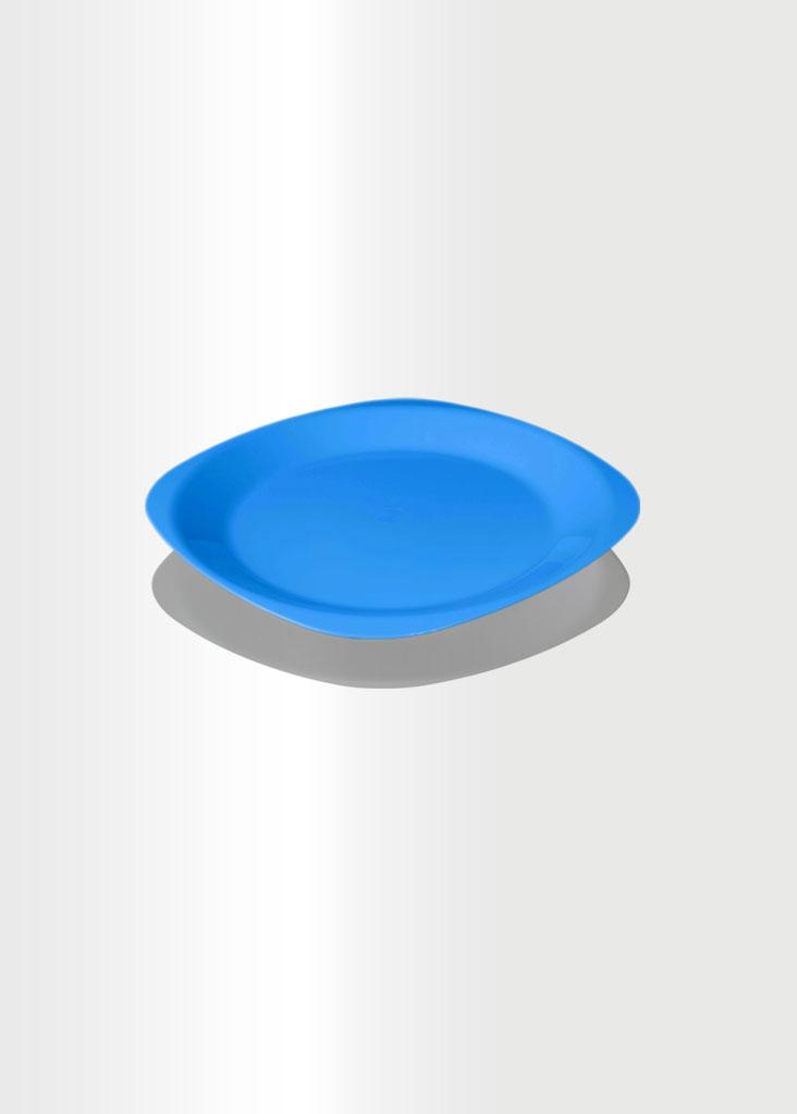 Flat Plate Small Azure