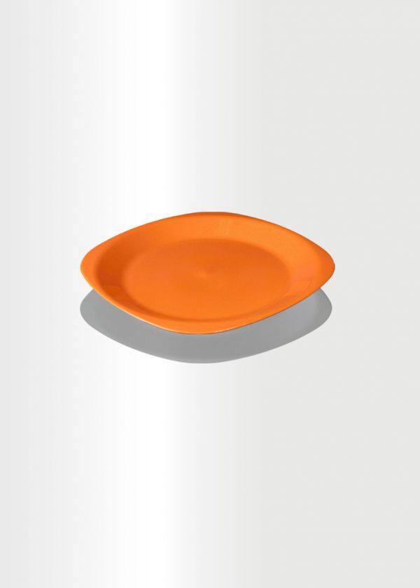 Flat Plate Small Orange