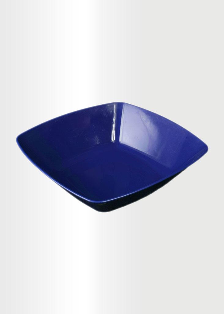 Square Bowl Large Navy Blue