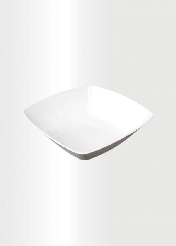 Square Bowl Medium Ivory