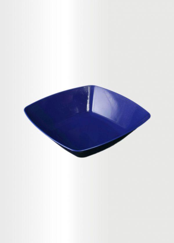 Square Bowl Medium Navy Blue