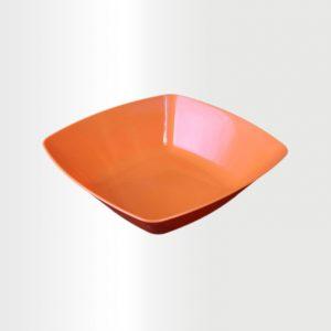 بوله مربعة وسط برتقالي