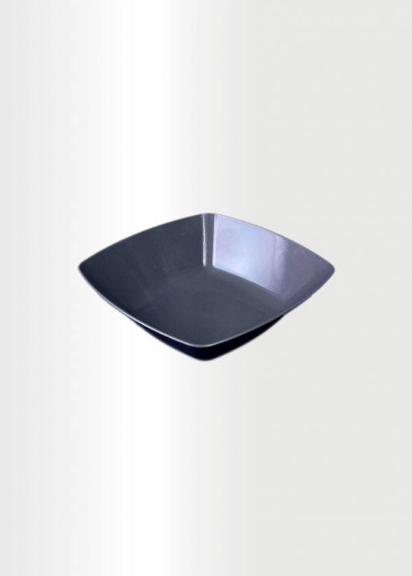 Square Bowl Small Grey