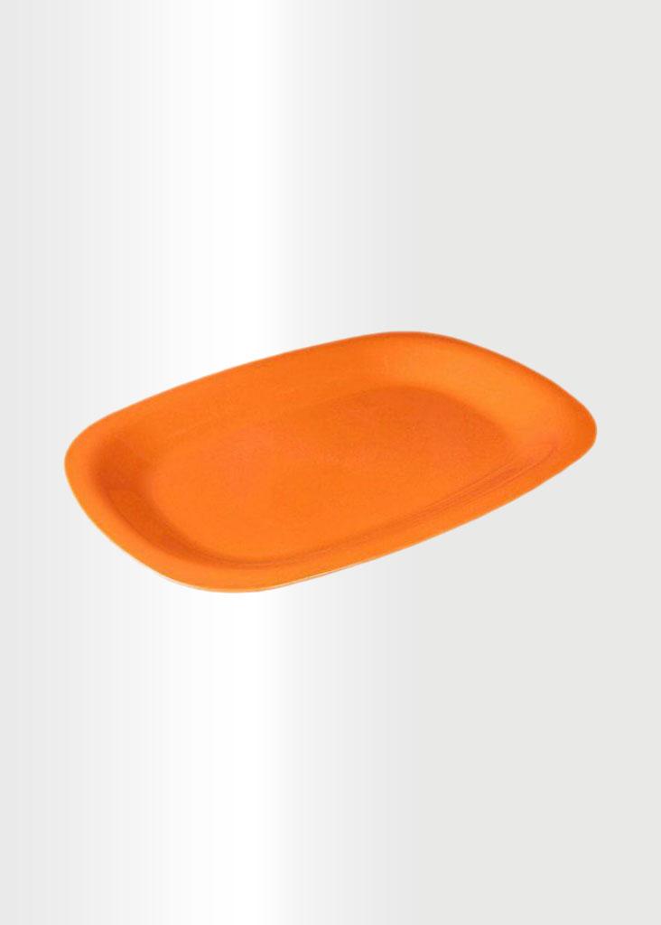 Serving Platter Orange