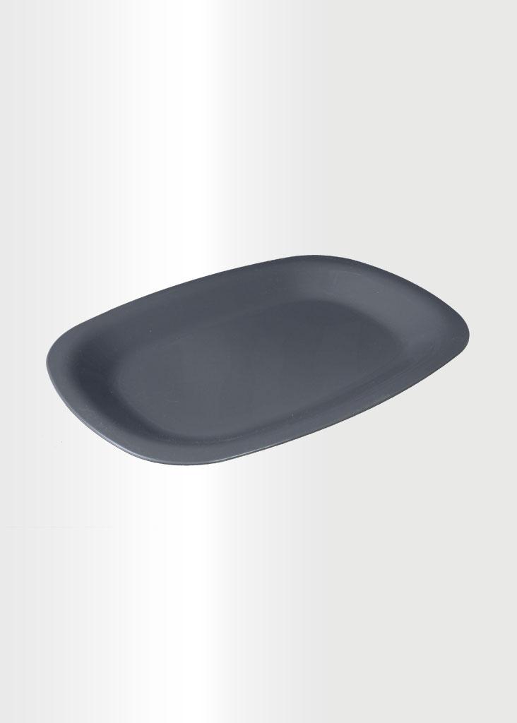 Serving Platter Grey