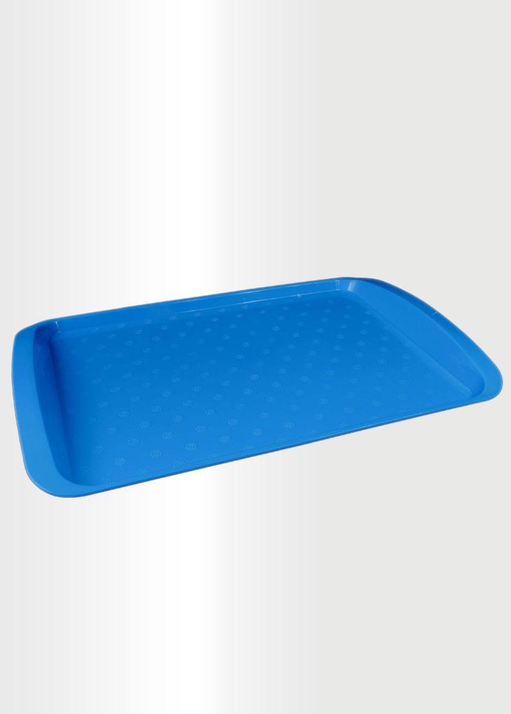 Large Tray Azure