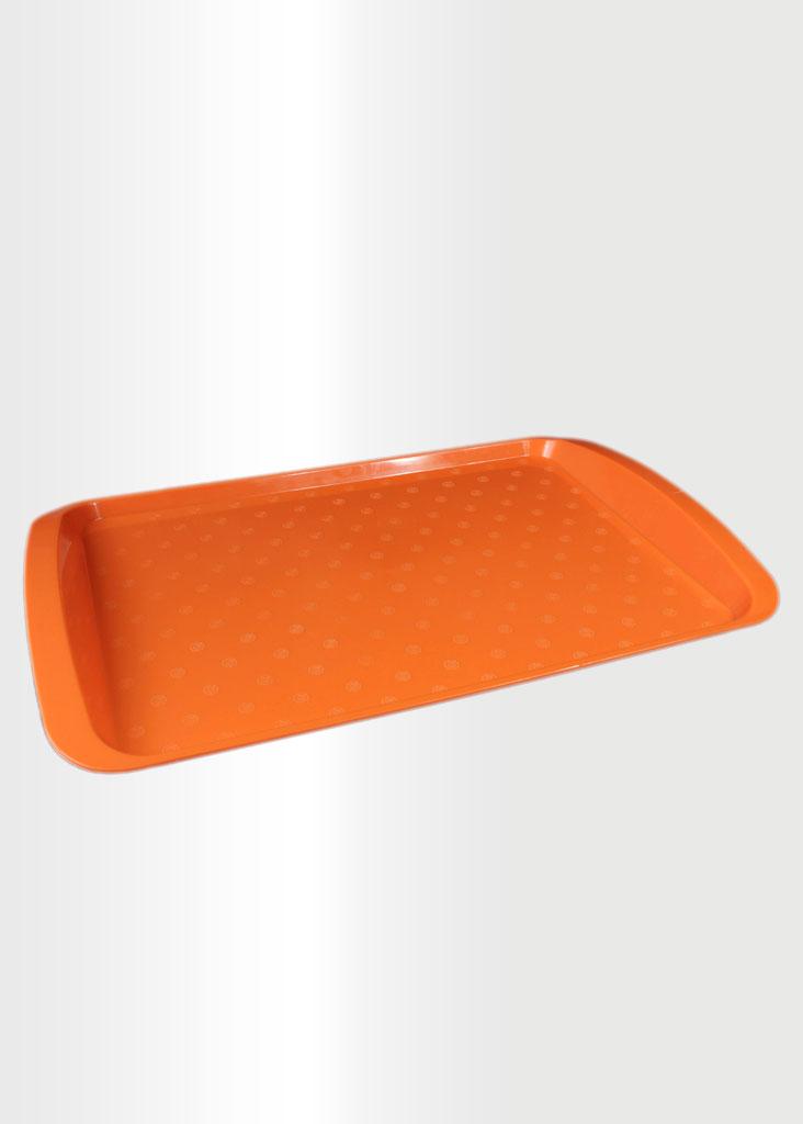 Large Tray Orange