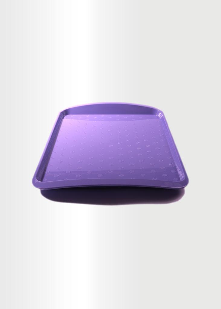 Large Tray Violet