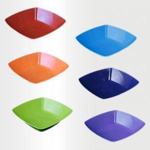eco Square Bowls